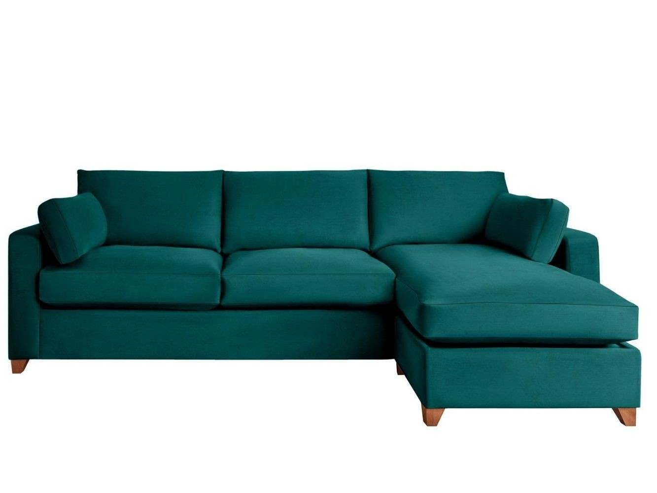 This is how I look in House Velvet Emerald with siliconized hollow fibre seat cushions
