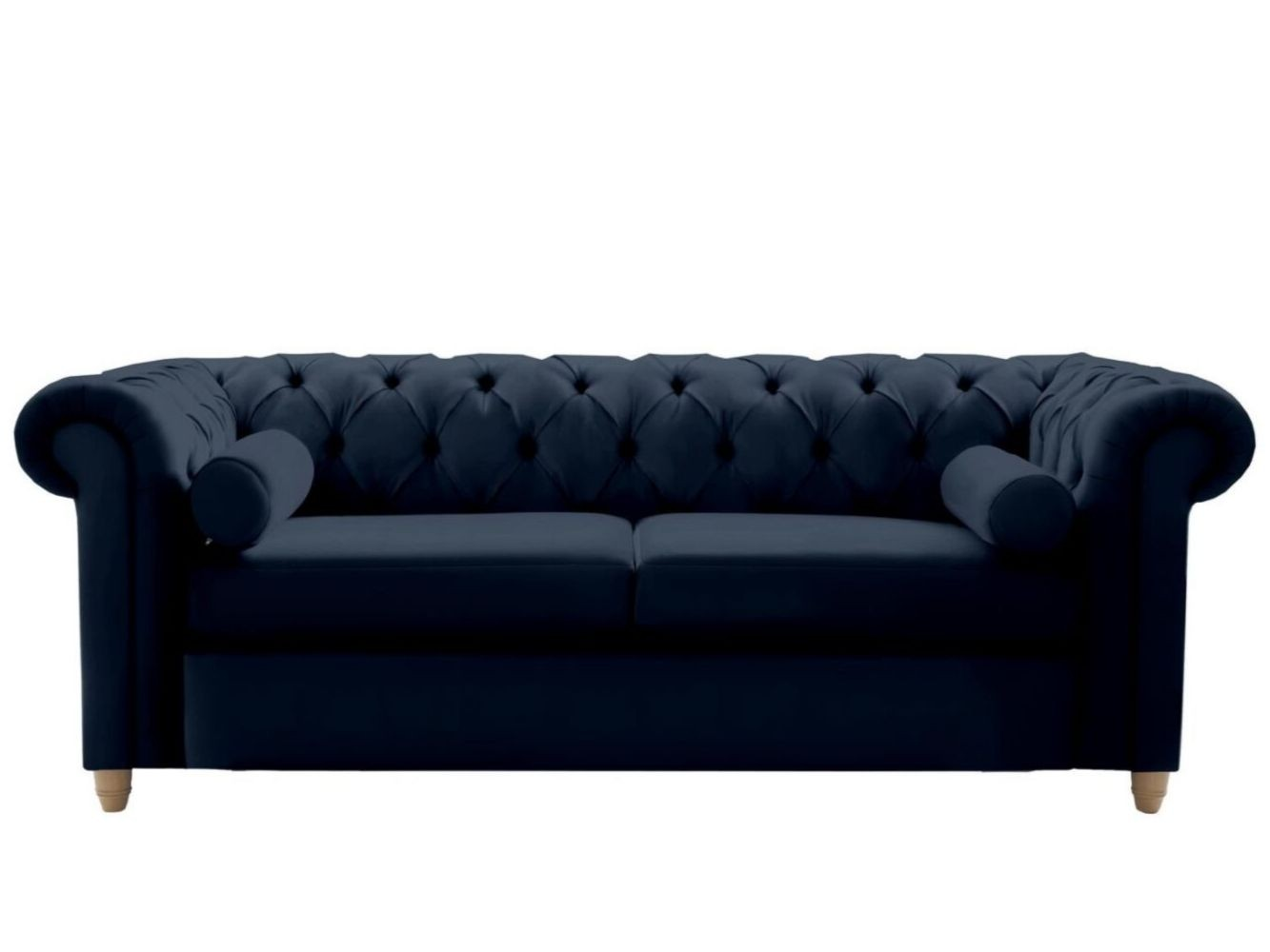 This is how I look in House Velvet Sapphire with reflex foam seat cushions