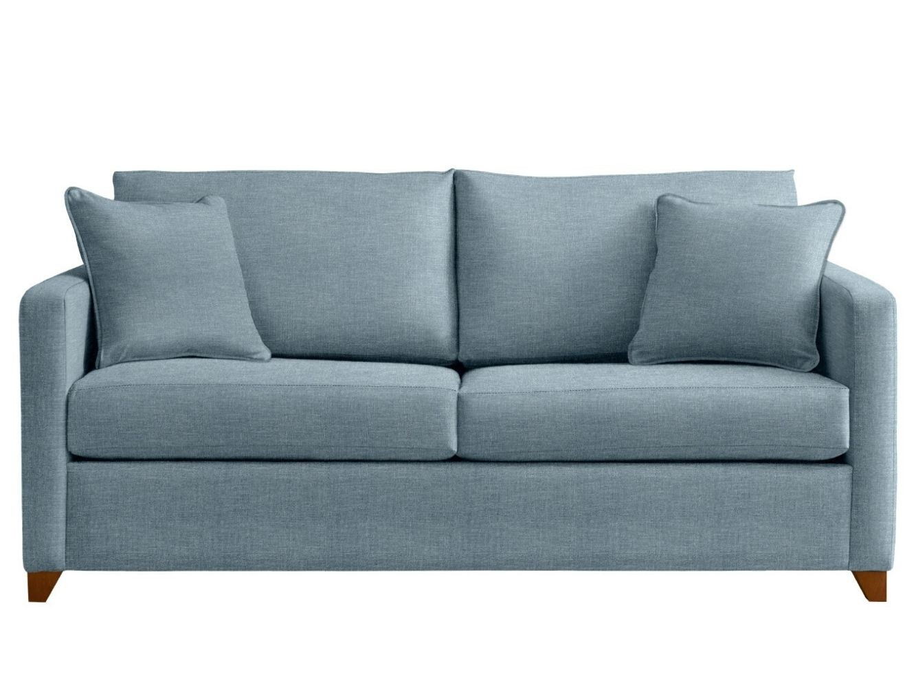 This is how I look in Stain Resistant Cotton (Discontinued Fabric) with reflex foam seat cushions
