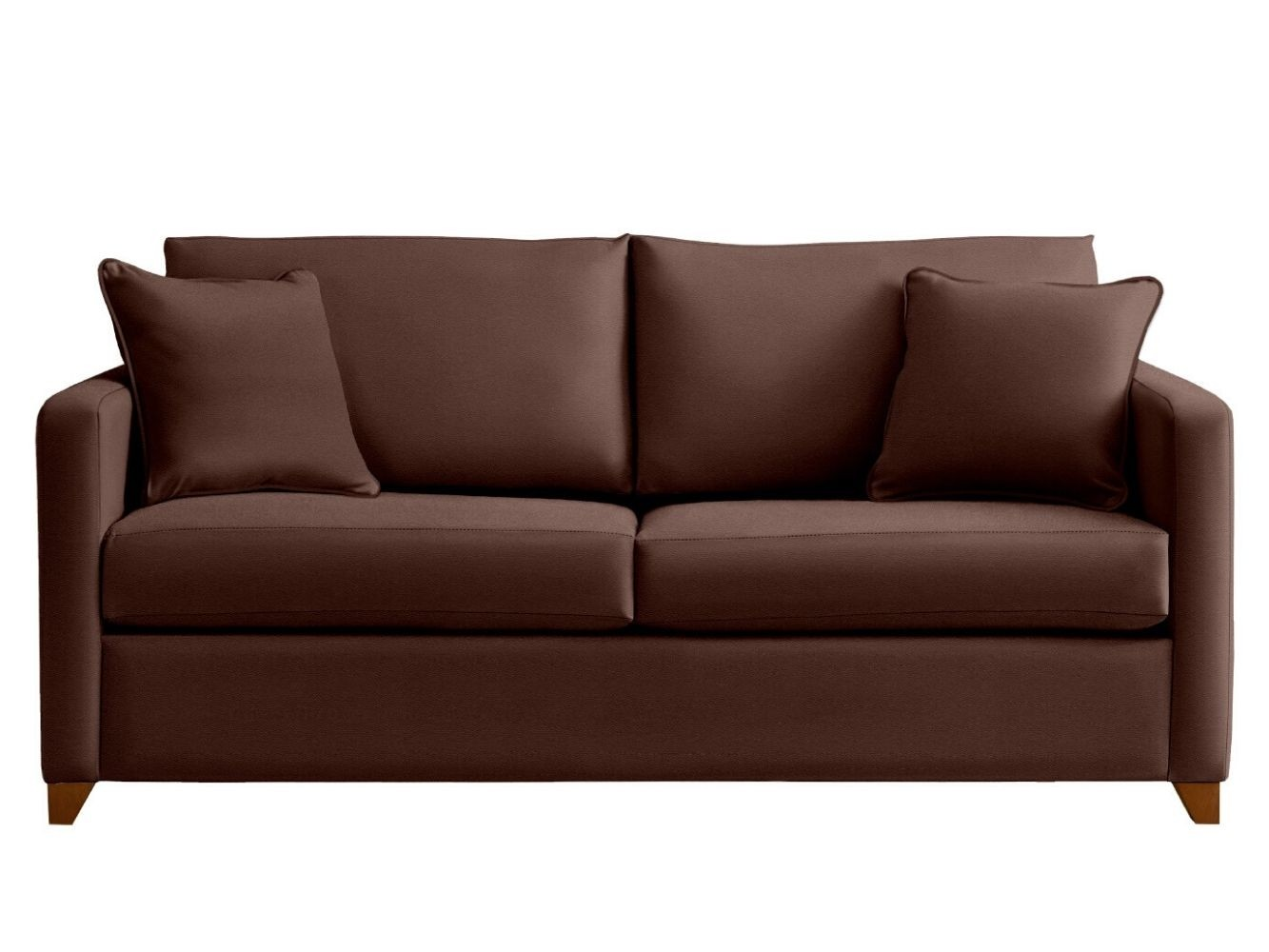 This is how I look in Leather Tan with reflex foam seat cushions
