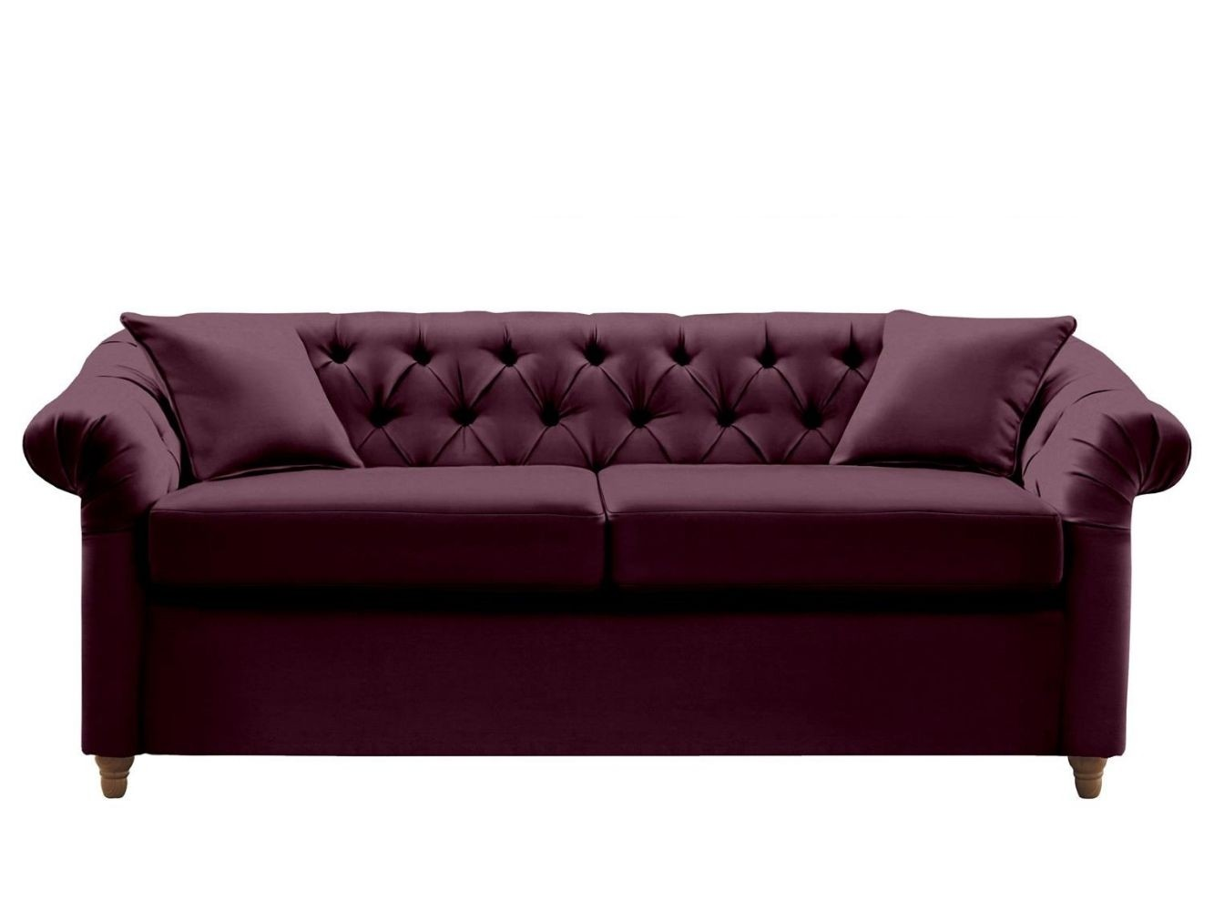 This is how I look in House Velvet Brinjal (Discontinued Fabric) with reflex foam seat cushions