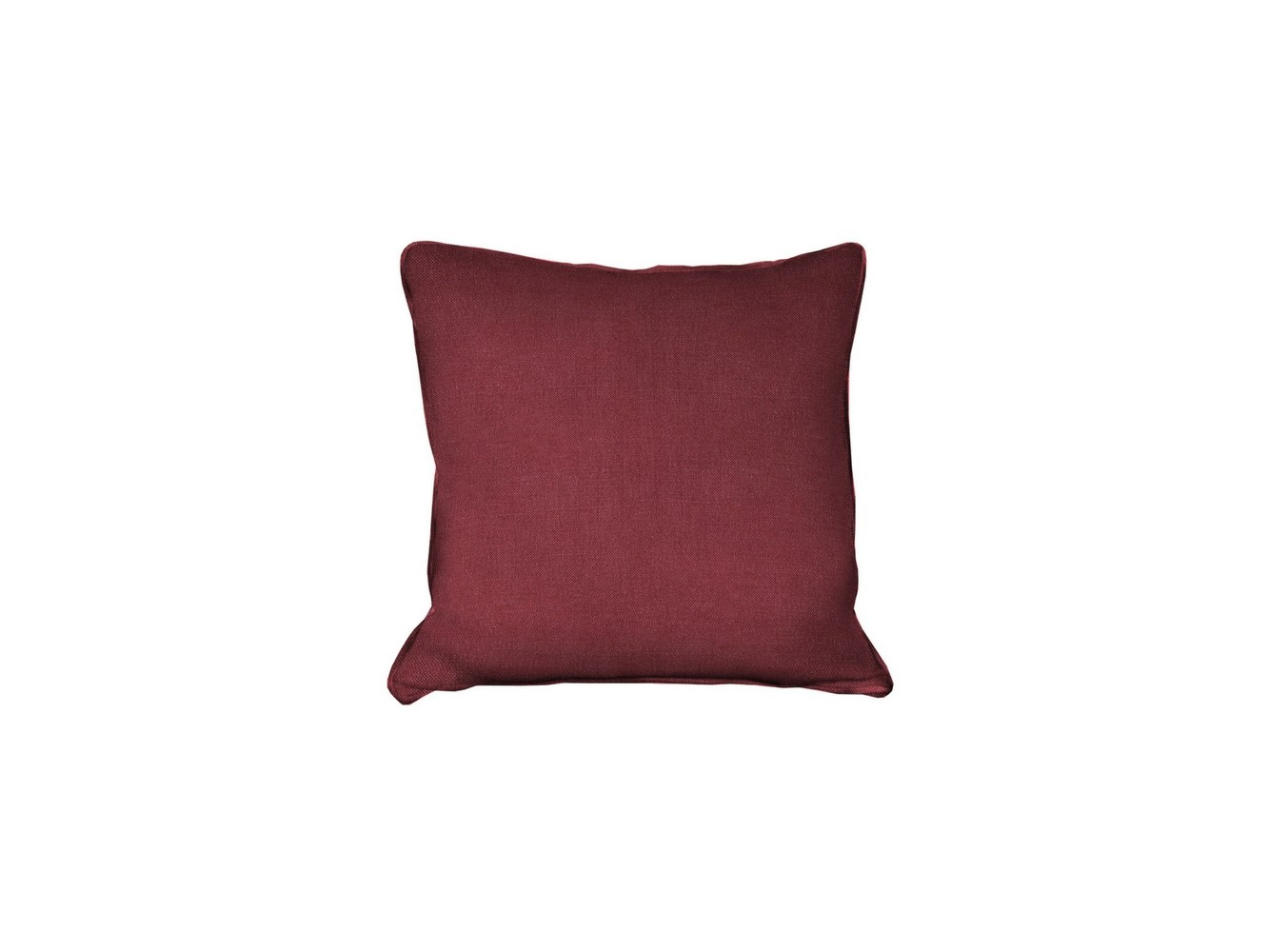 Extra Scatter Cushions - Fabric Claret