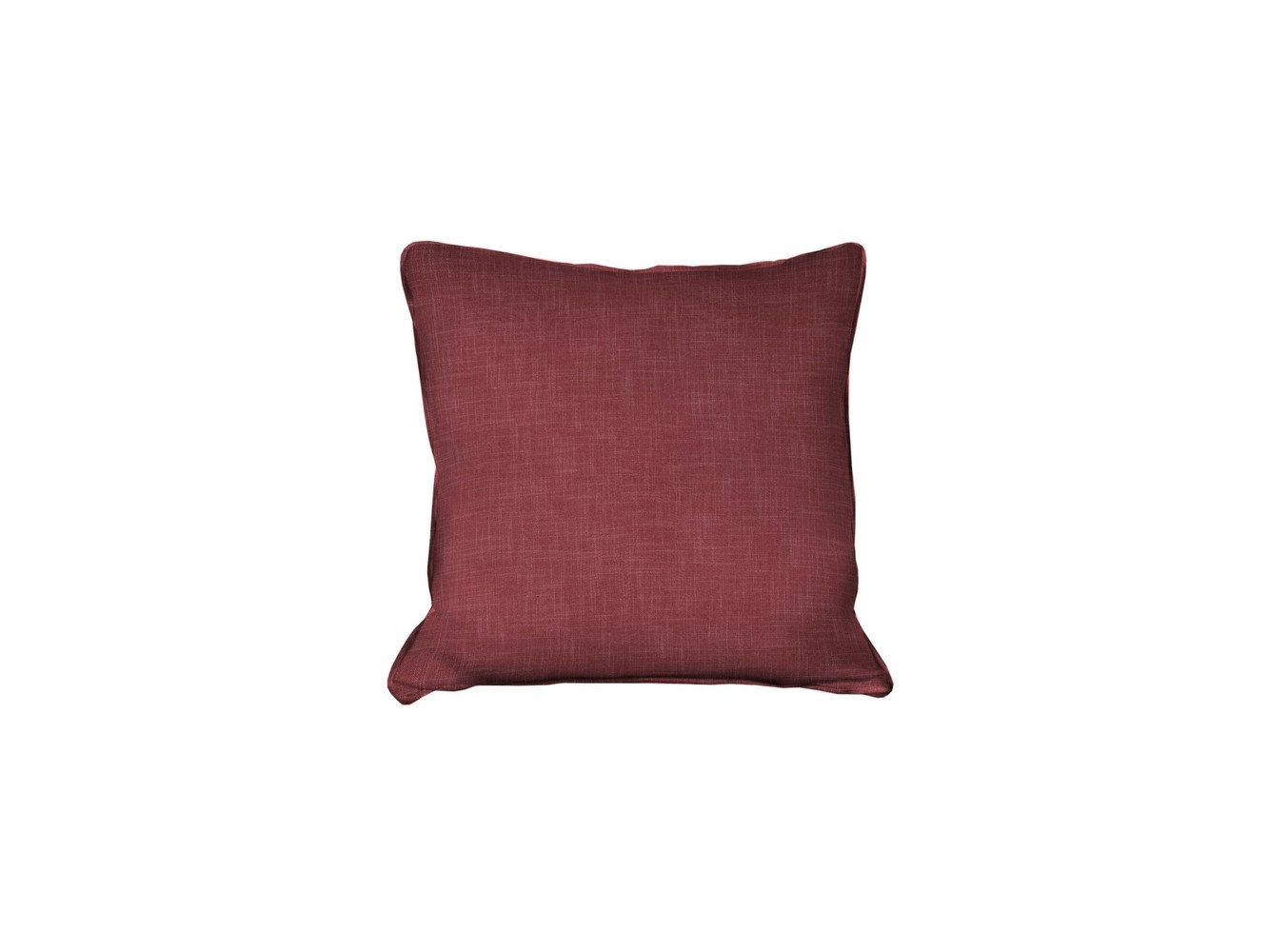 Extra Scatter Cushions - Fabric Cranberry