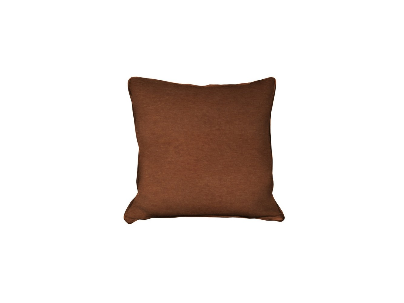 Extra Scatter Cushions - Fabric Rust