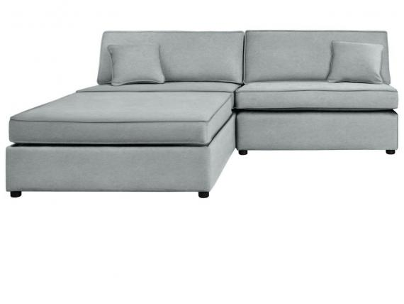 The Ablington 2 Modules Sofa with Ottoman