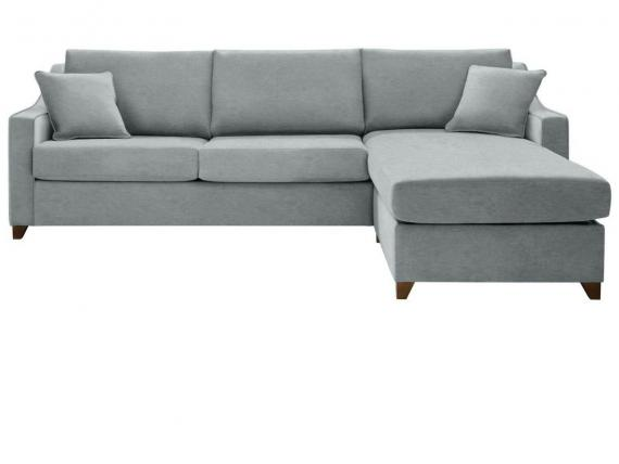The Bermerton Chaise Storage Sofa Bed
