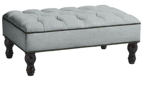 The Burcombe Footstool