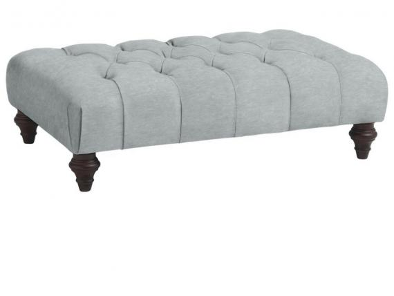 The Dauntsey Footstool
