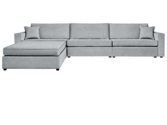 The Westbury 3 Modules Sofa with Ottoman