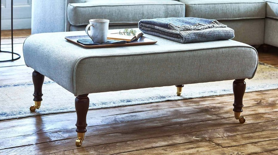 Footstools, Ottomans and Blanket Boxes
