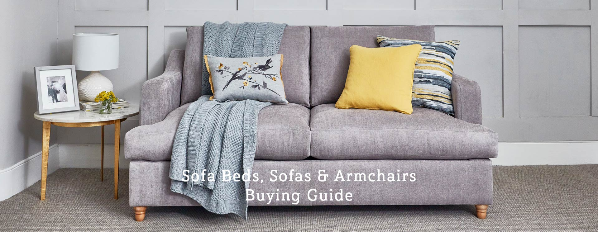 Buying Guide Sofa Beds, Sofas